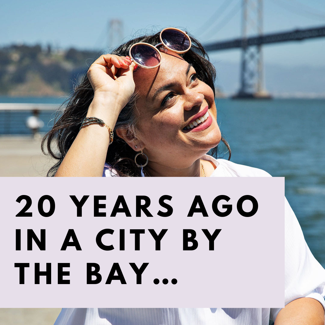 20 years ago in a city by the bay…