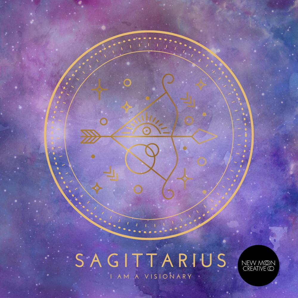 I am Sagittarius