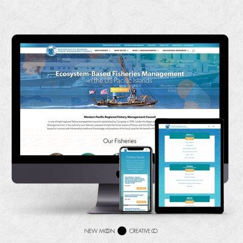 WP Council NonProfit Website
