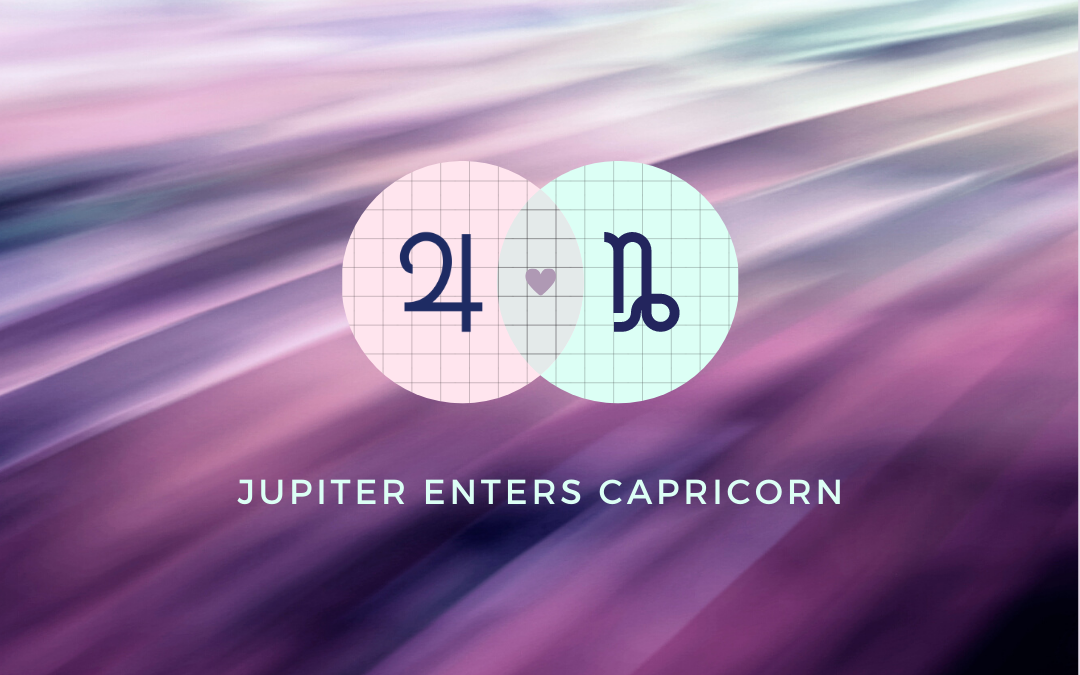 Jupiter Enters Capricorn