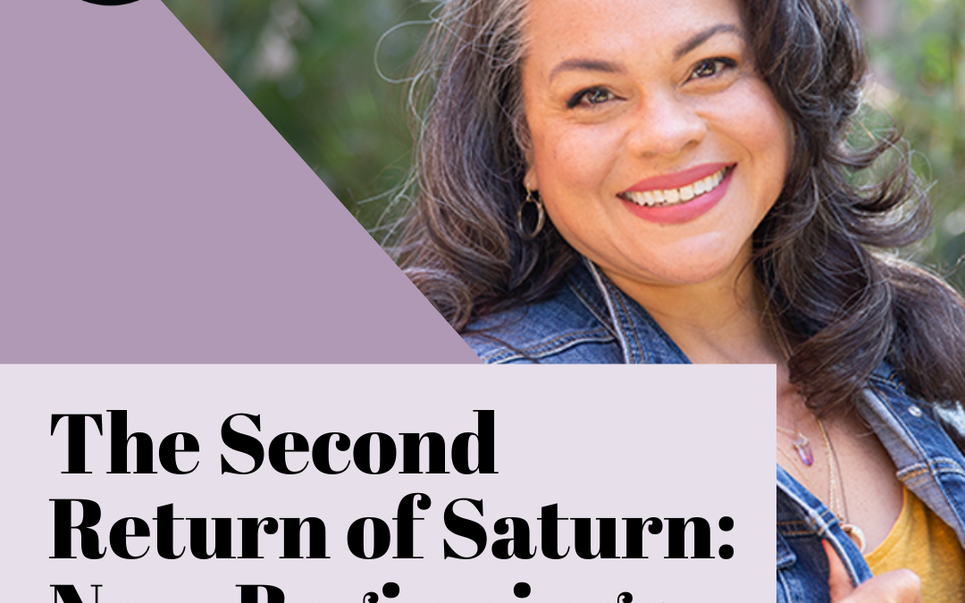 The Second Return of Saturn: New Beginnings