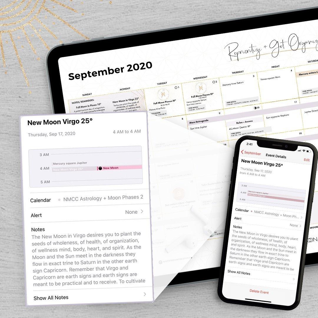 ✨ Star Powered Biz Planner – September 2020 Edition