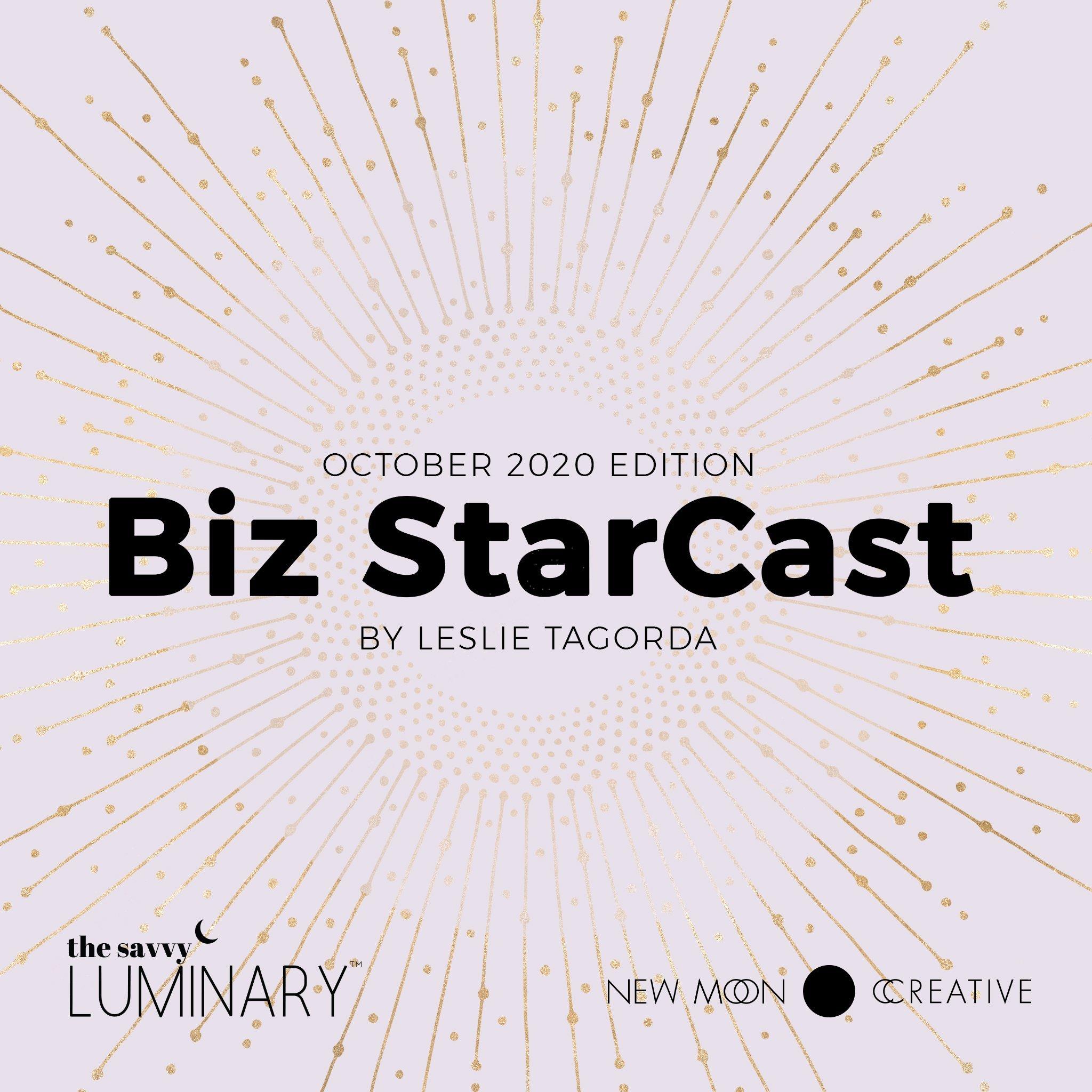 Business Astrology October 2020 Forecast – Biz StarCast by Leslie Tagorda