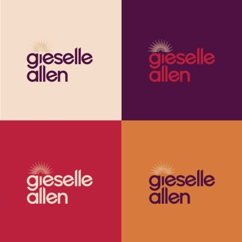 Giselle Allen Visual Brand Case Study