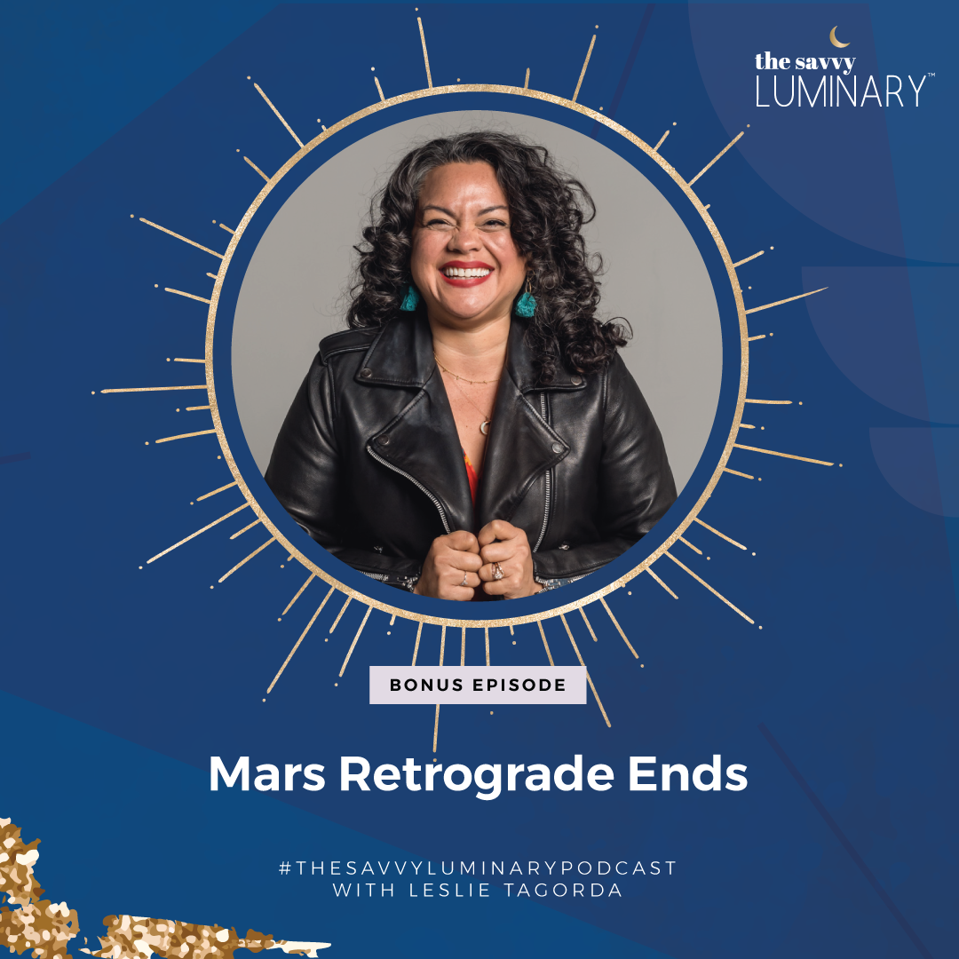 Bonus Episode: Mars Retrograde Ends