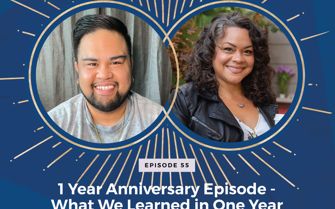 Episode 55: 1 Year Anniversary Episode – What we learned in one year around the sun